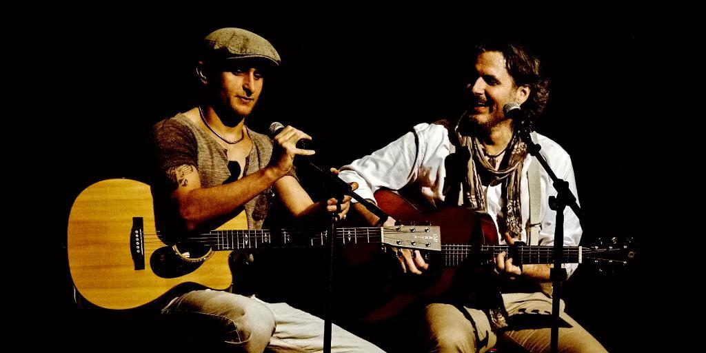 Simon & Garfunkel Tribute Duo