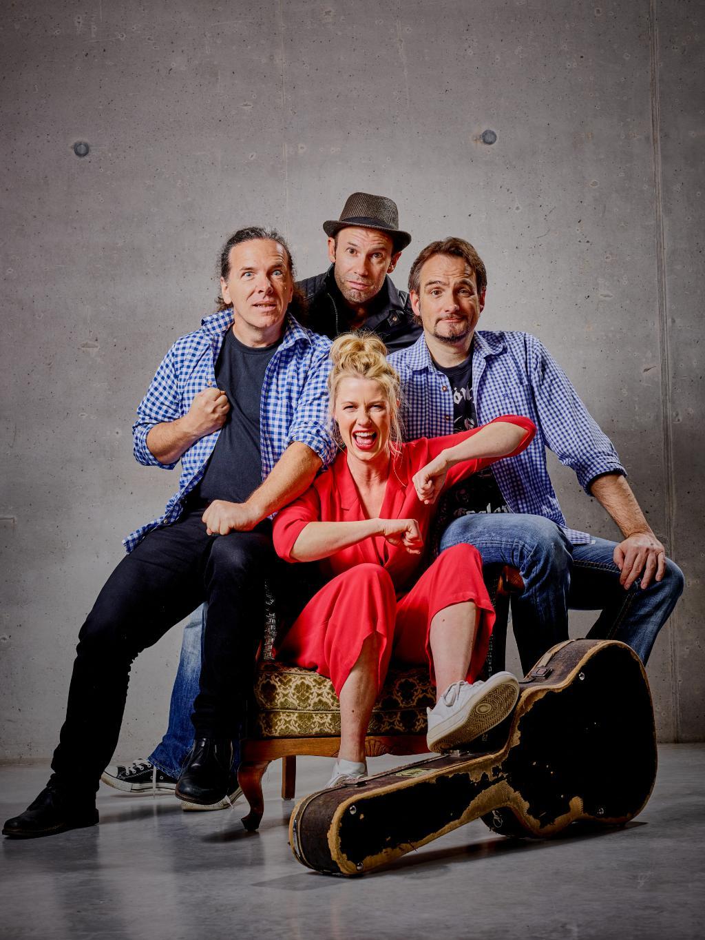 Christine Eixenberger & Band 3 Kritische